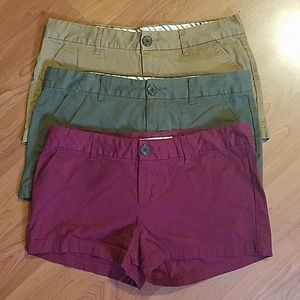 Chicano shorts 3 pair for $10